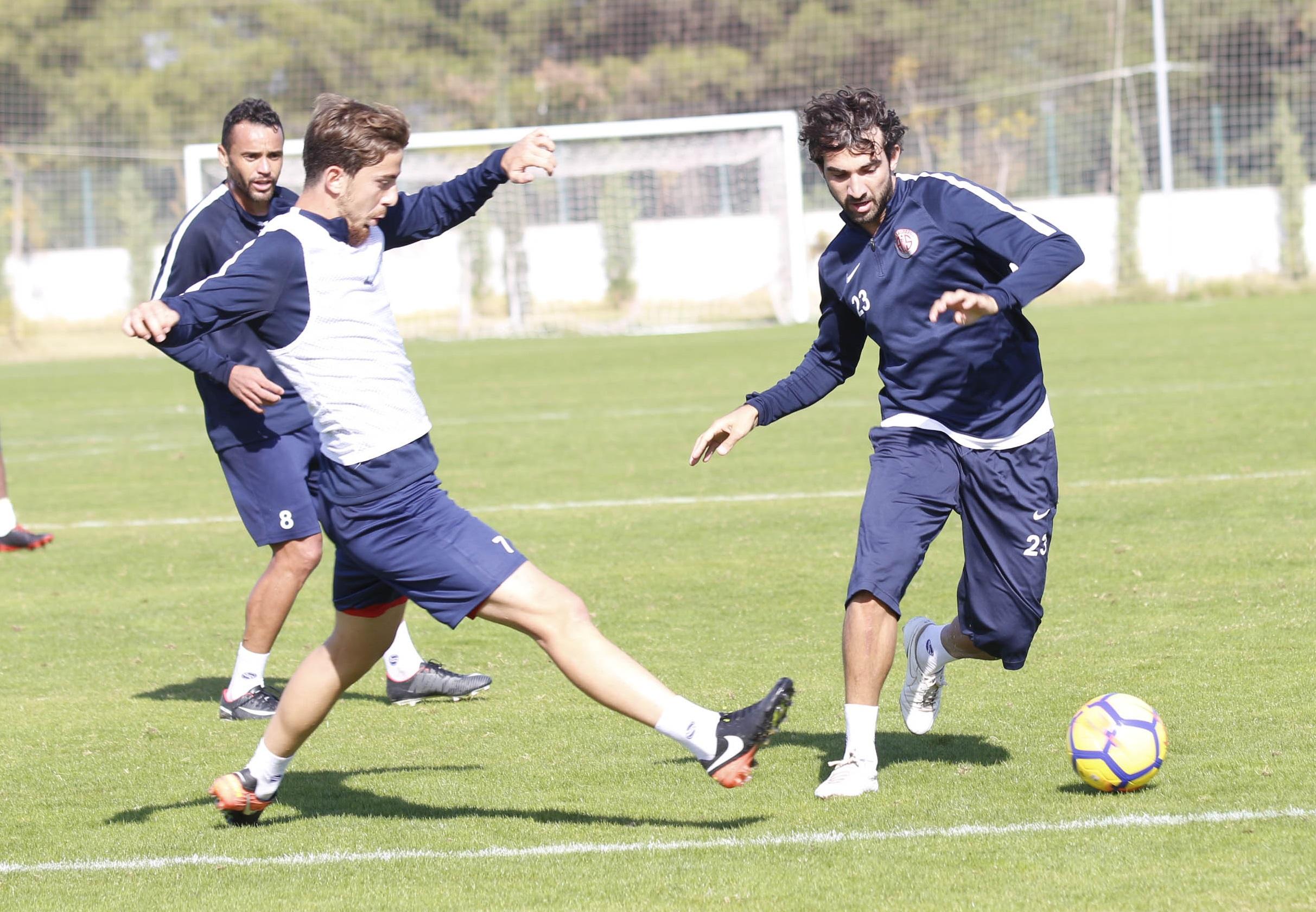 Konyaspor Hazırlıkları Sürüyor