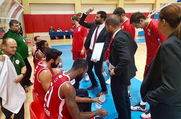 Düzce Belediyespor 80 – 78 Antalyaspor