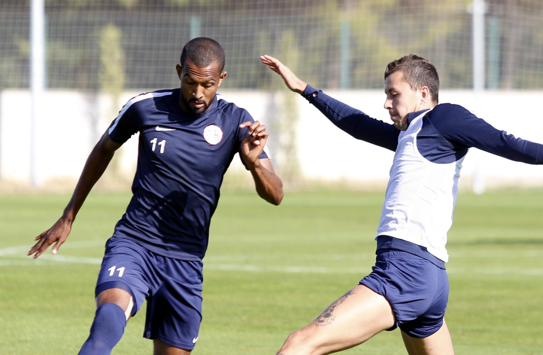 Konyaspor Maçının Taktik Hazırlıkları Sürüyor