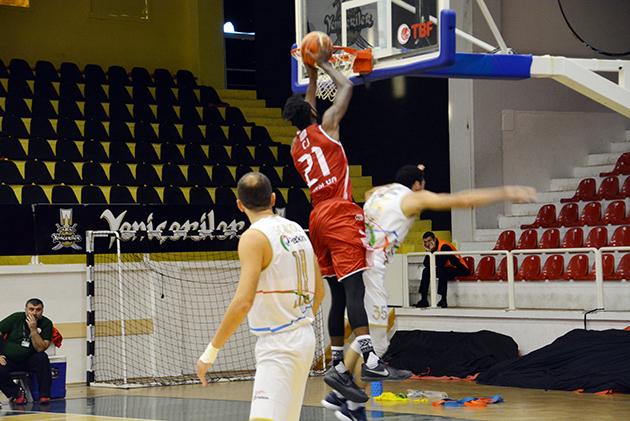 Petkim Spor 74 – 79 Antalyaspor