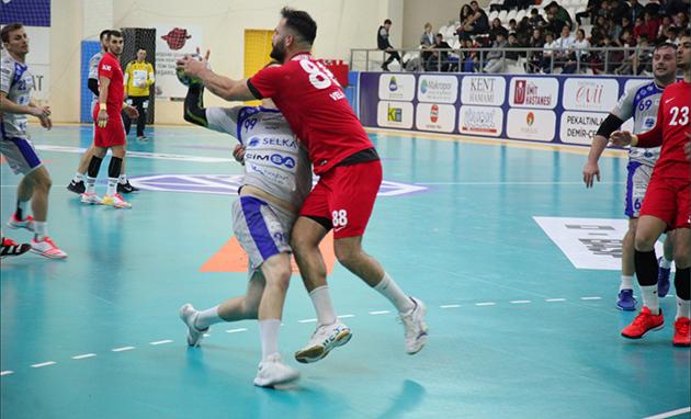 Selka Eskişehir 29 – 27 Antalyaspor