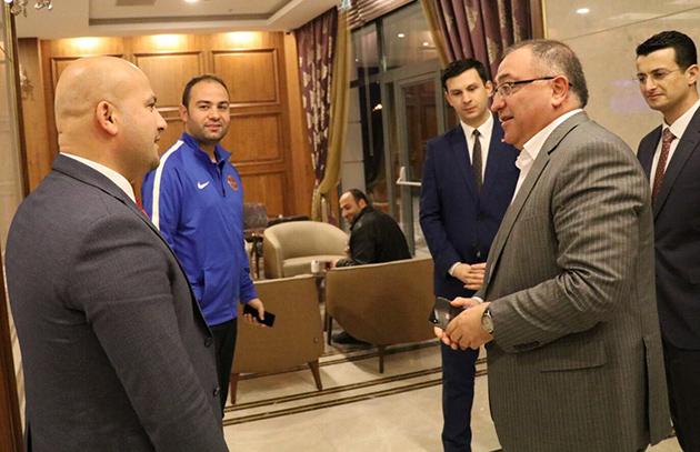 Antalyaspor'a Yalova Belediye Başkanından Ziyaret
