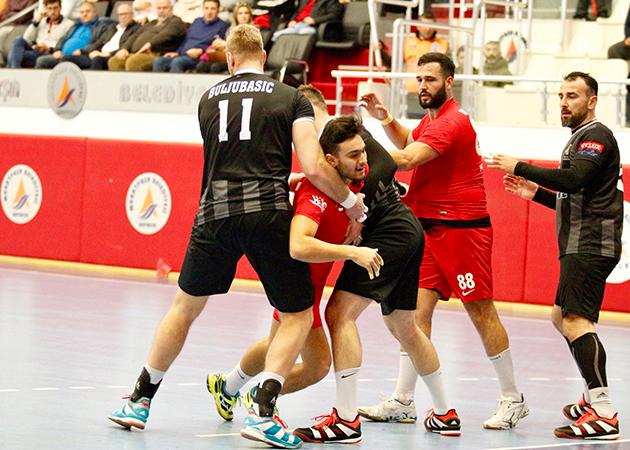 Antalyaspor 25 – 30 Beşiktaş Mogaz