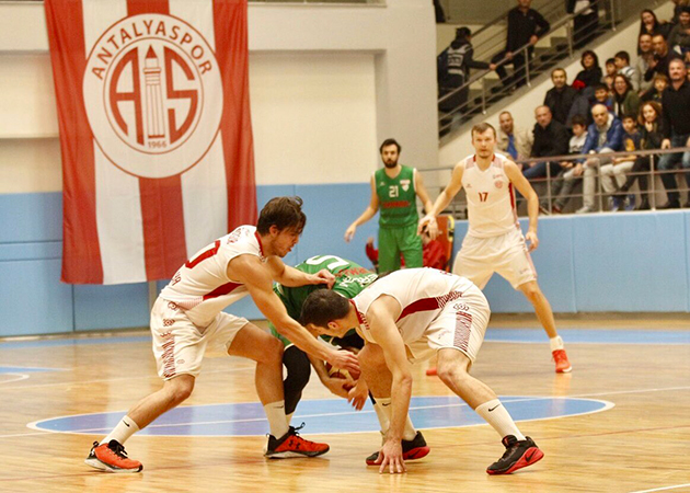 Antalyaspor 66 – 95 Bursaspor Durmazlar