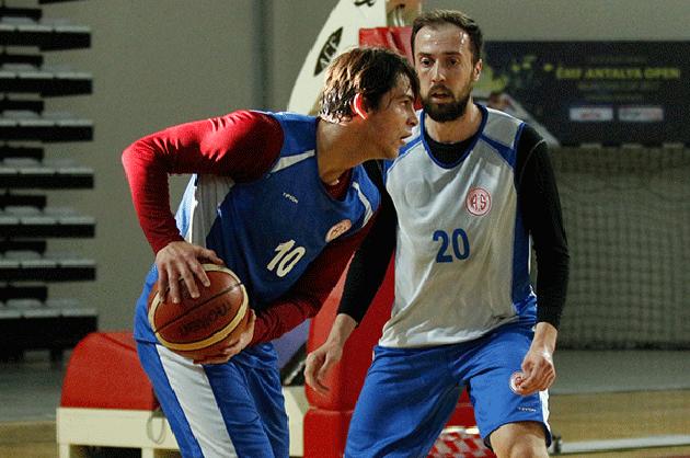 Antalyaspor'da Ormanspor Hazırlıkları Sürüyor