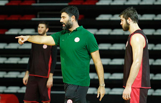 Türk Telekom Maçı Hazırlıkları Devam Ediyor