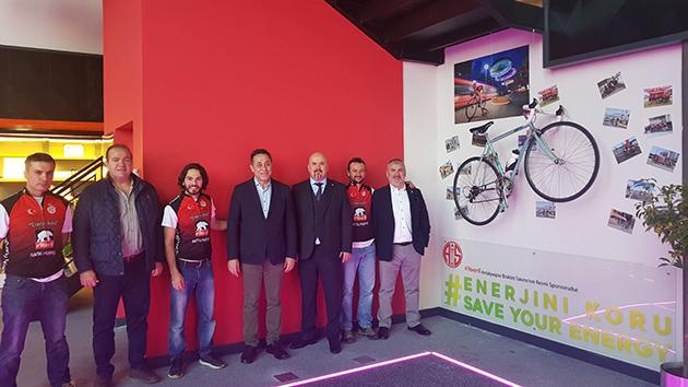 Bisiklet Takımı Sponsoru Fiberli'den Büyük Yatırım