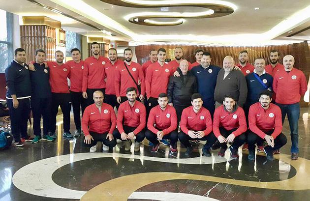 Nilüfer Belediyespor 20 – 20 Antalyaspor
