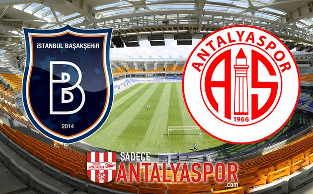 M. Başakşehir – Antalyaspor (İSTATİSTİK)