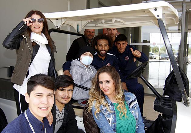 Doğukan Antalyaspor'a Konuk Oldu