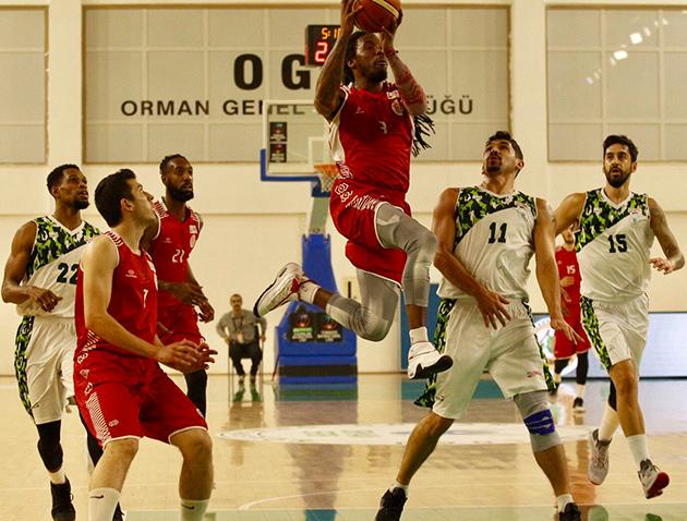 OGM Ormanspor 65 – 69 Antalyaspor