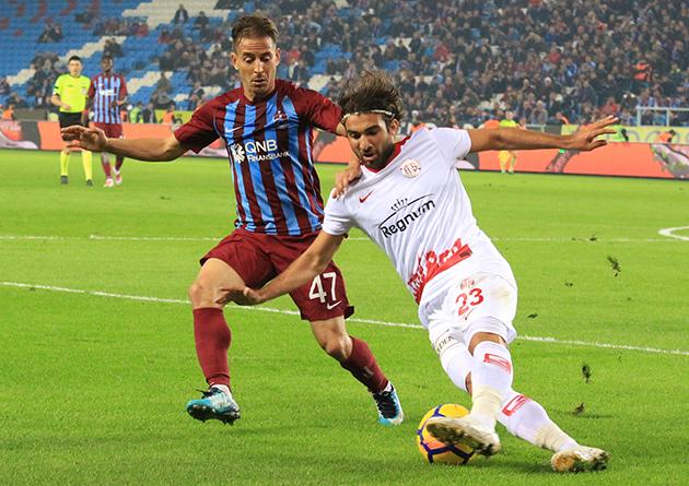 Antalyaspor Deplasmanda Gülemiyor