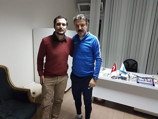 Röportaj: Şenol Fidan