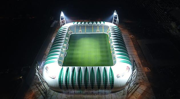 Yeni Stat Antalyaspor Maçıyla Açılacak
