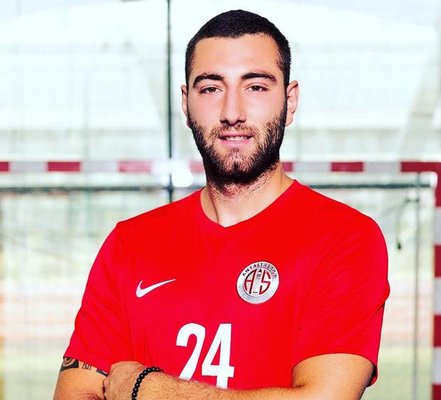 Antalyaspor'da Bir Ayrılık Daha