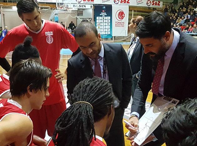 Afyon Belediyespor 83 – 69 Antalyaspor