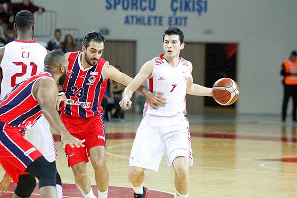 Antalyaspor 98- 90 TED Ankara Kolejliler