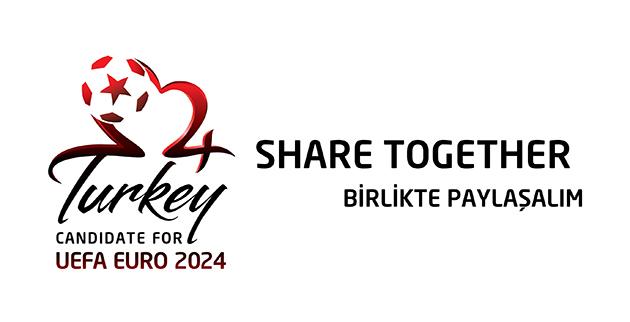 EURO 2024 Logo ve Sloganı Tanıtıldı
