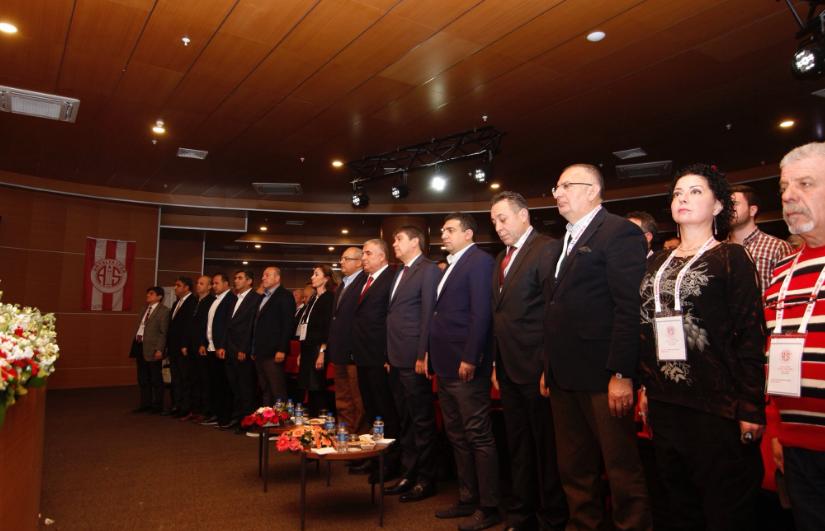 Nafiz Tanır'dan Antalyaspor A.Ş. Açıklaması