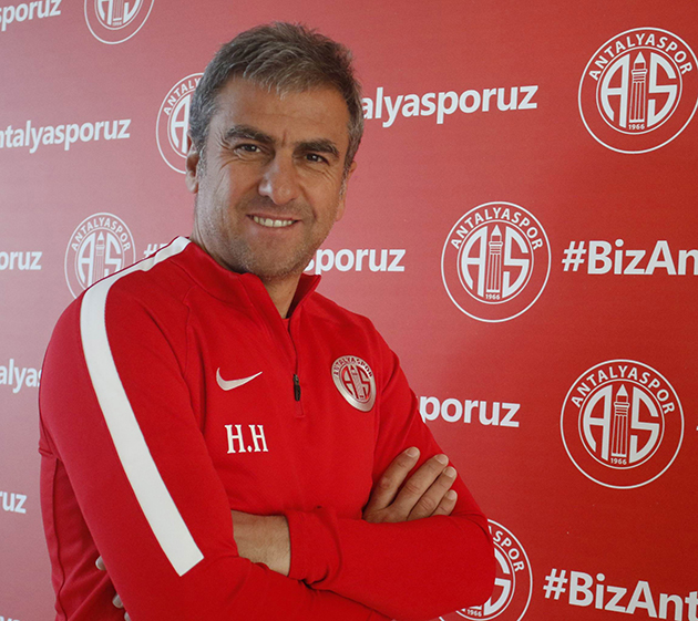 Hamza Hamzaoğlu Hedefini Belirledi