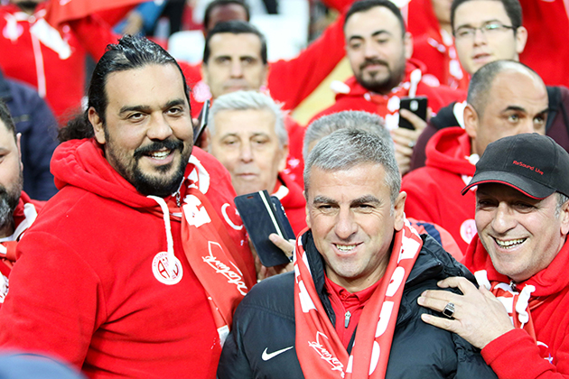 "Hamzaoğlu: ""Beşiktaş Maçına Hazır Olacağız"""
