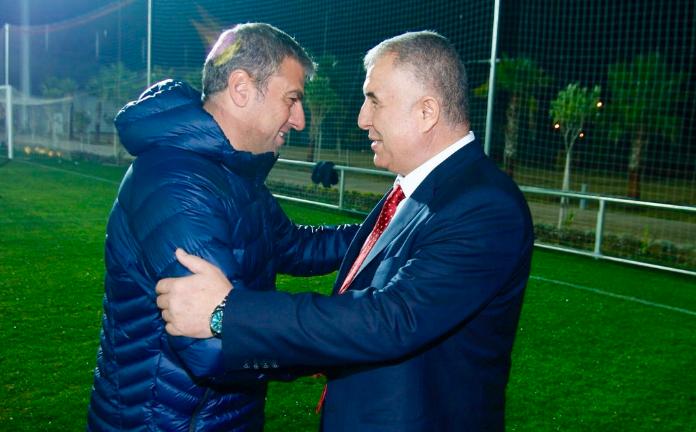 """Bulut: """"Antalyaspor İçin En İyisine Karar Vereceğiz"""""""