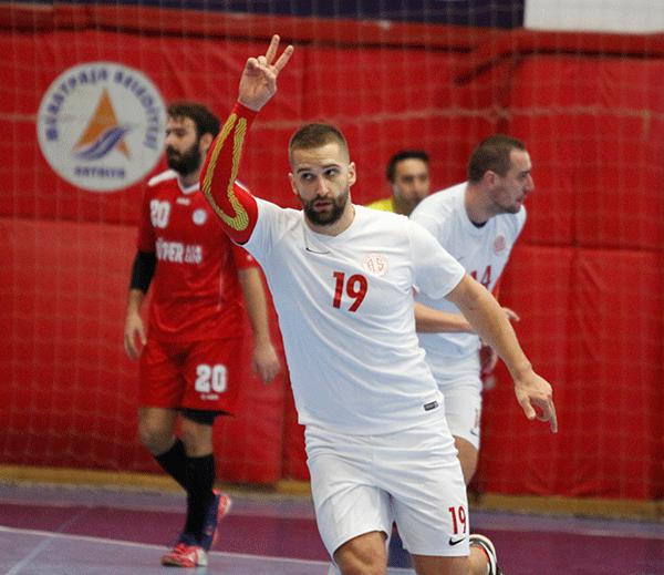 Antalyaspor 29-29 Maliye Milli Piyango