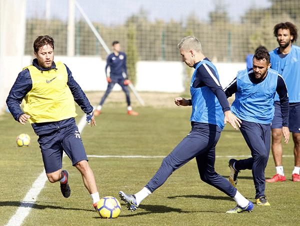 Yeni Malatyaspor Hazırlıkları Sürüyor