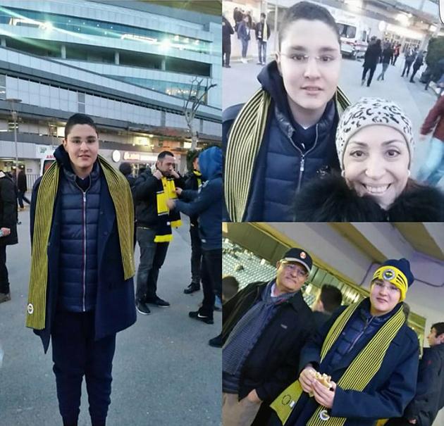 """Eski Yöneticiden """"Fenerbahçe"""" Paylaşımı"""