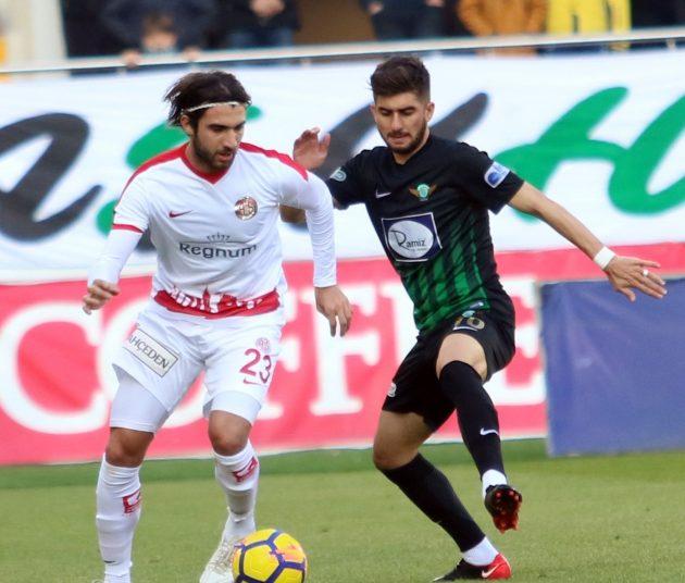 Sakıb Antalyaspor'a Veda Etti