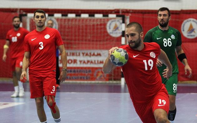 Serik Belediyespor 19-26 Antalyaspor