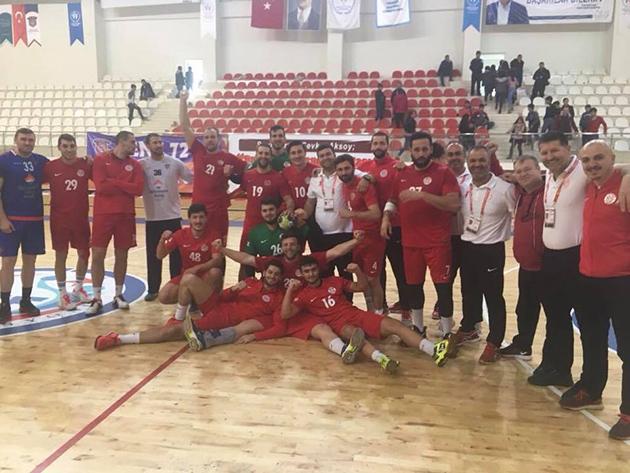 Antalyaspor 29-23 Batman Belediyespor