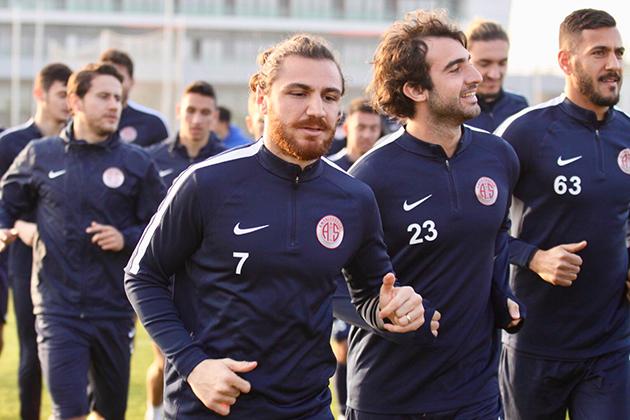 Galatasaray Maçının Hazırlıkları Başladı