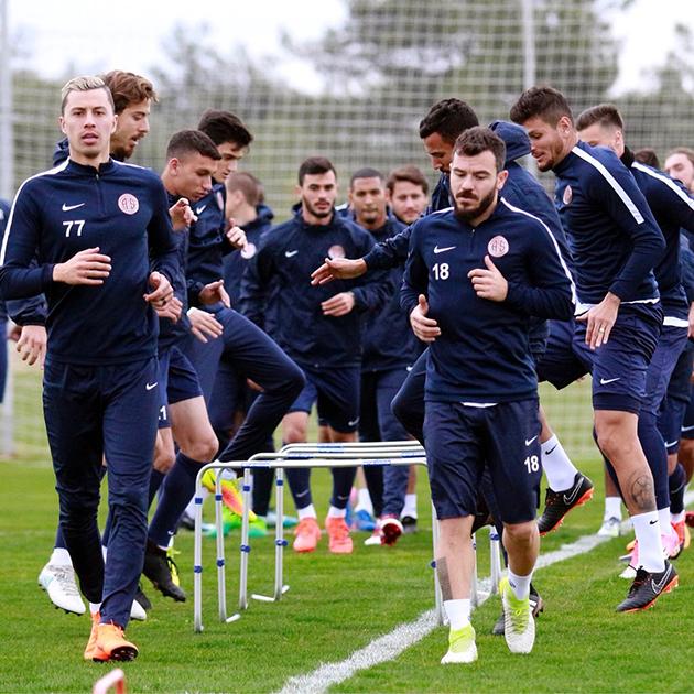 Sivasspor Hazırlıkları Başladı