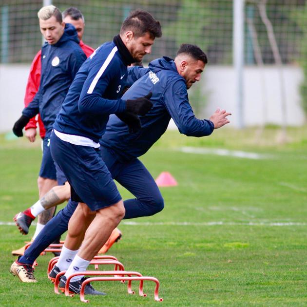 Sivasspor Hazırlıkları Devam Ediyor