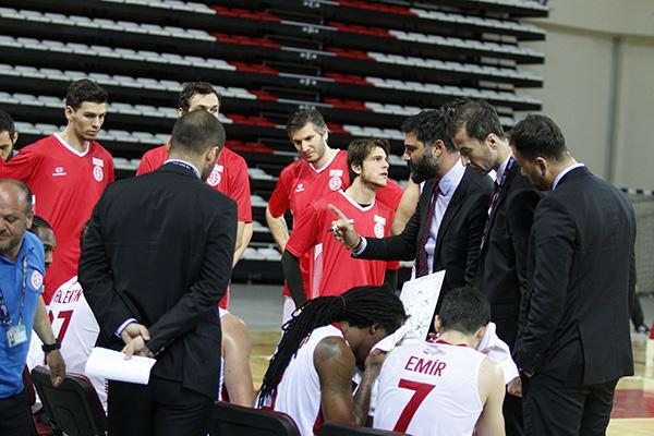 Antalyaspor 86-76 Petkimspor