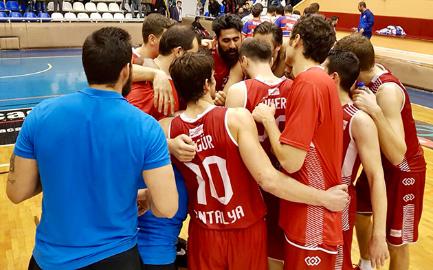 Antalyaspor 87-82 Yalova Group