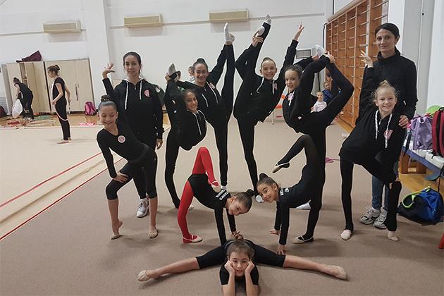 Röportaj: Antalyaspor Cimnastik Takımı