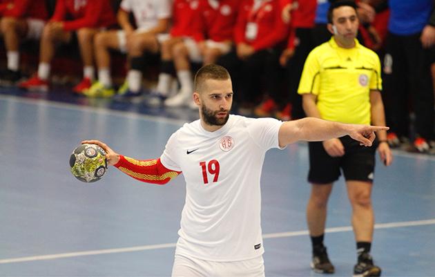Antalyaspor'un Son Haftada Rakibi Nilüfer Belediyesi