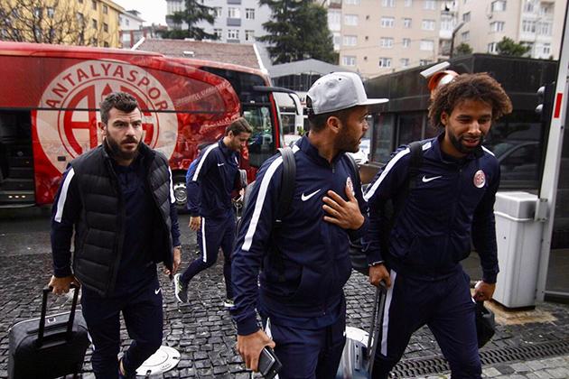 Galatasaray Kamp Kadrosu Belli Oldu