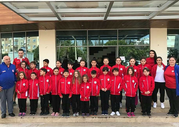 Antalyaspor'dan Teşvik Yarışlarında Derece