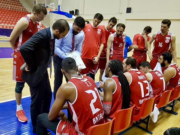 Bakırköy Basket 67-69 Antalyaspor