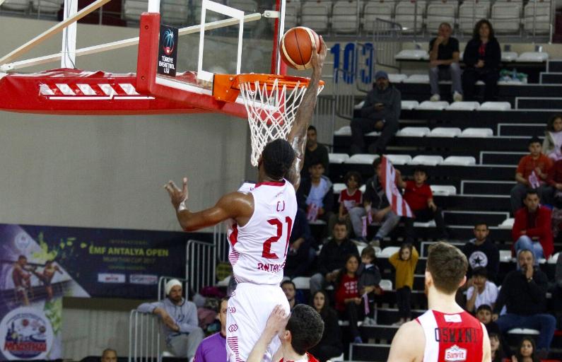 Antalyaspor 73-71 Bandırma Kırmızı