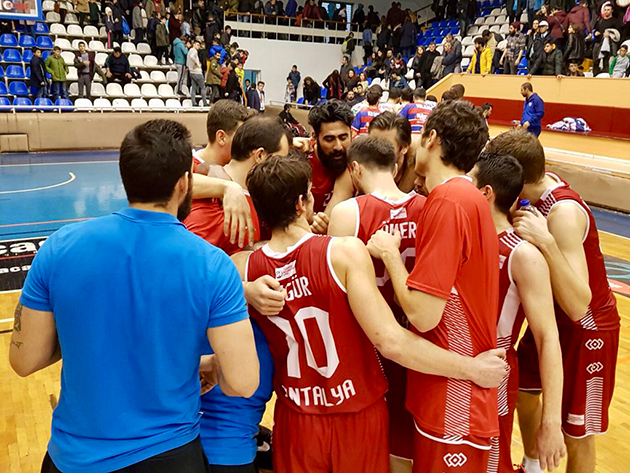 Karesispor 74 – 79 Antalyaspor