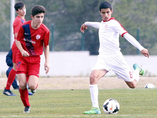 U15 ve U16 Milli Takımı'na Antalyaspor'dan İki İsim
