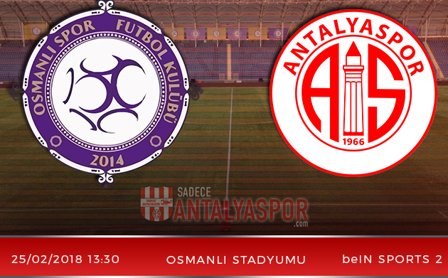 Osmanlıspor Maçının Biletleri Satışa Sunuldu