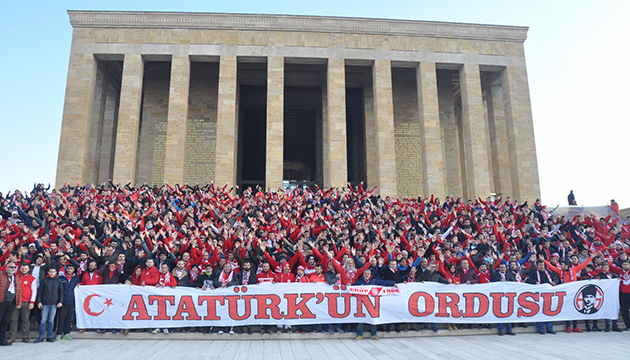 Taraftarlar Ankara'ya Çıkarmaya Hazırlanıyor