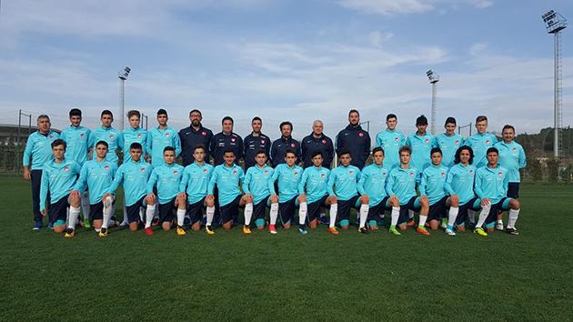U15 ve U14 Milli Takımlarına Antalyaspor'dan İki İsim