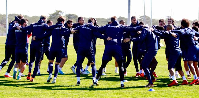 Sivasspor Hazırlıkları Sürüyor