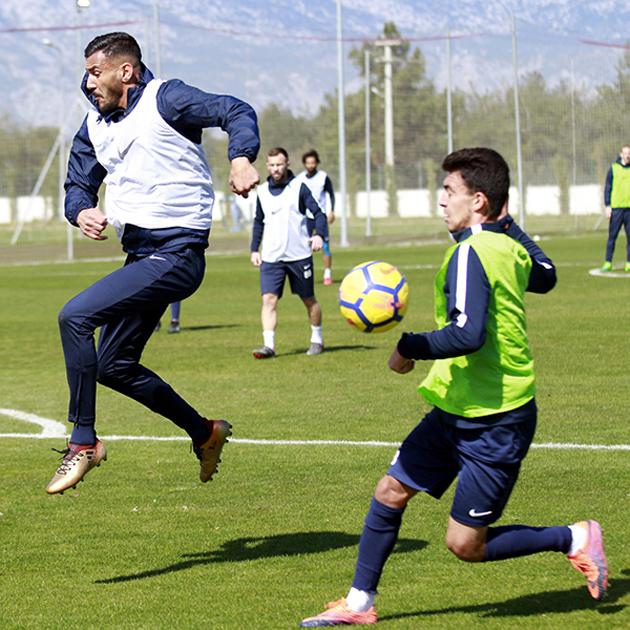 Bursaspor Hazırlıkları Devam Ediyor
